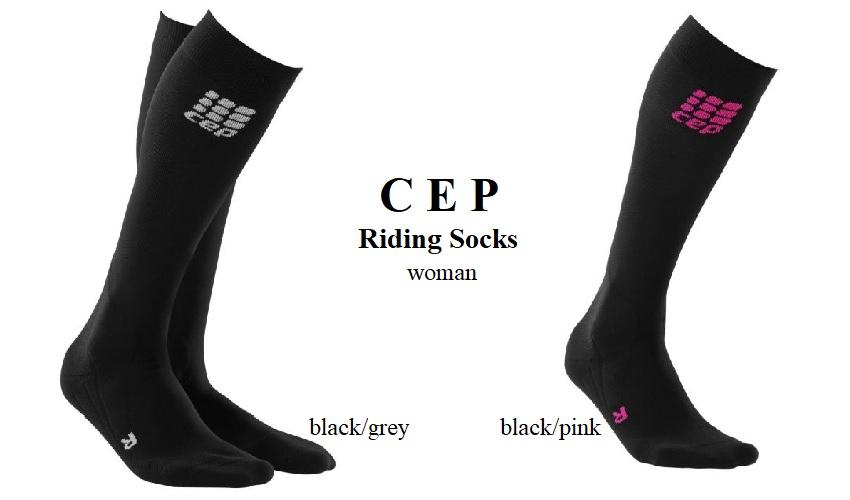CEP Riding Socks woman